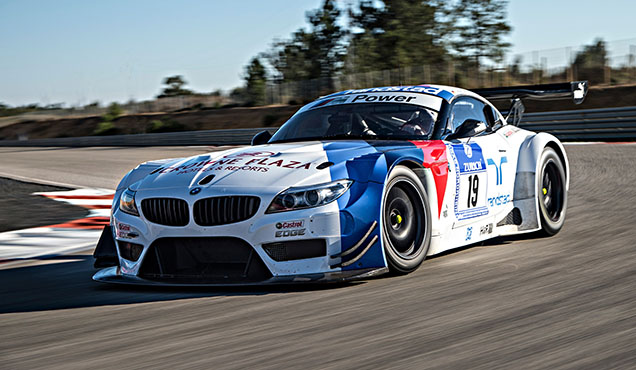 BMW Race Car Wraps By GRAPHIOS - Vinyl designs for cars
