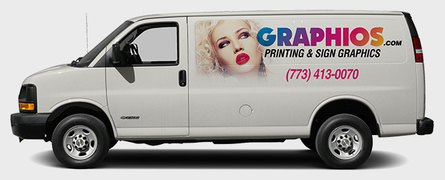 Car wrapping and lettering in Chicago